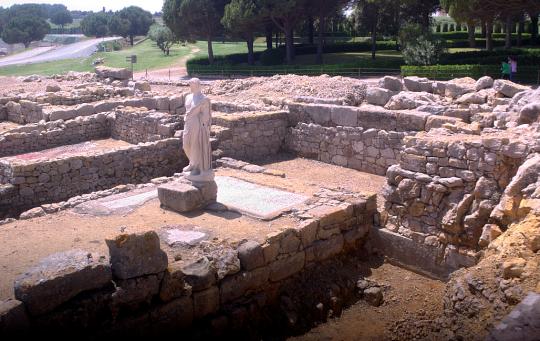 Ruines d'Empúries