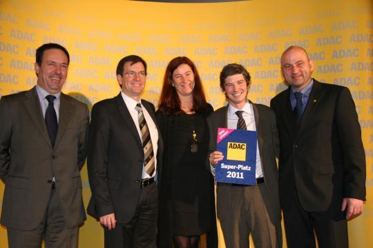Premi ADAC Càmping La Ballena Alegre 2011